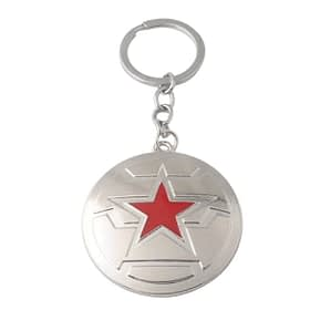 the winter soldier red star keyring