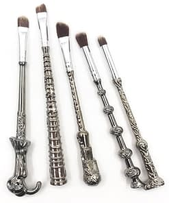harry potter wand makeup brushes