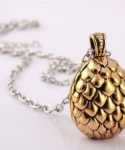 game of thrones egg necklace