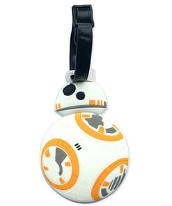 star wars bb8 luggage tag