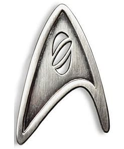 star trek science badge
