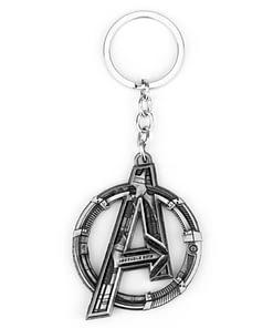 avengers logo keyring
