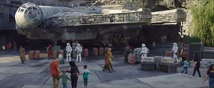 Star Wars Galaxys Edge Opening Dates
